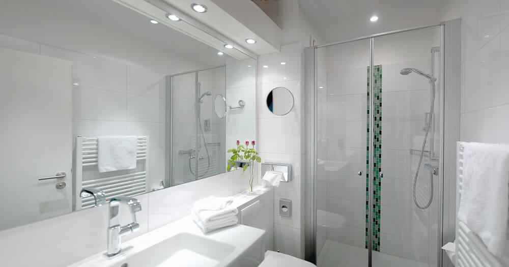Komfor-Kategorie - Badezimmer #31 - Hotel Bavaria Oldenburg