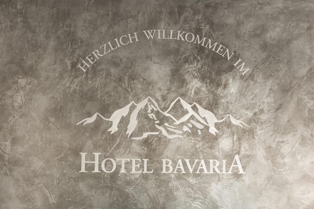Logo Herzlich Willkommen, Hotel Bavaria Oldenburg