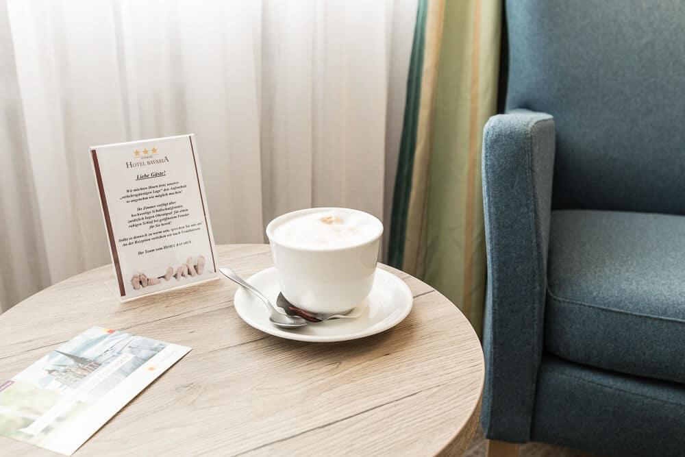 Premium-Zimmer, Sitzecke, Hotel Bavaria Oldenburg