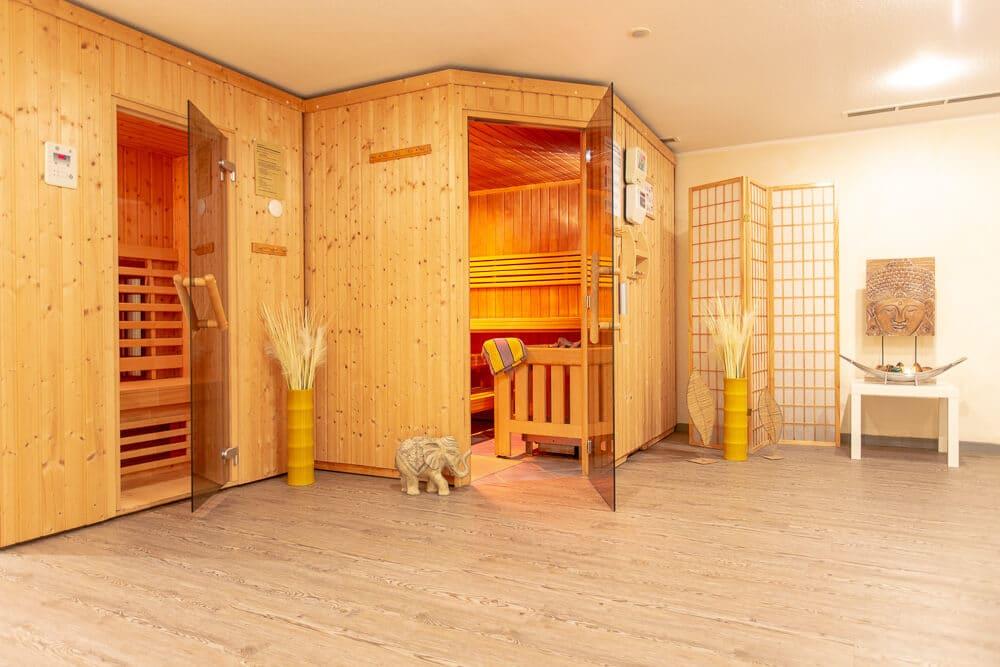 Sauna & Relax, Saunakabine, Infrarotkabine, Bavaria Oldenburg
