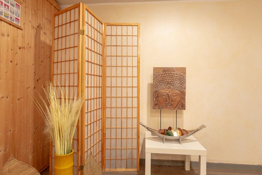 Sauna & Relax, Budda, Hotel Bavaria Oldenburg