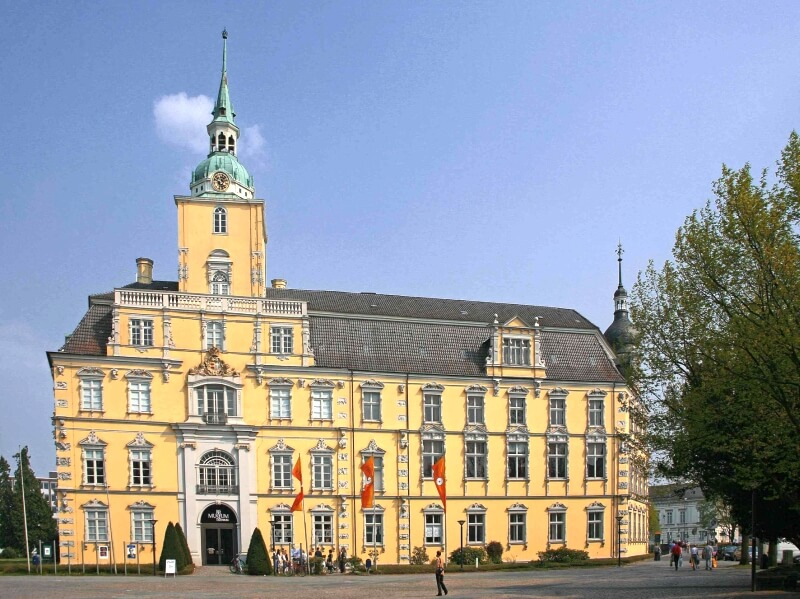 oldenburger schloss 2 - hotel bavaria oldenburg
