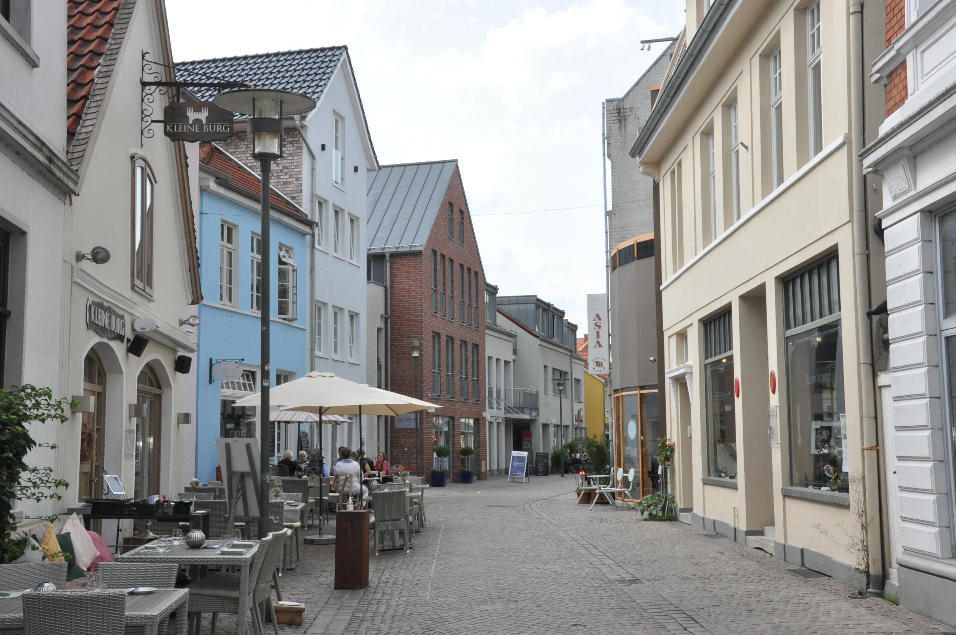 Burgstrasse Oldenburg