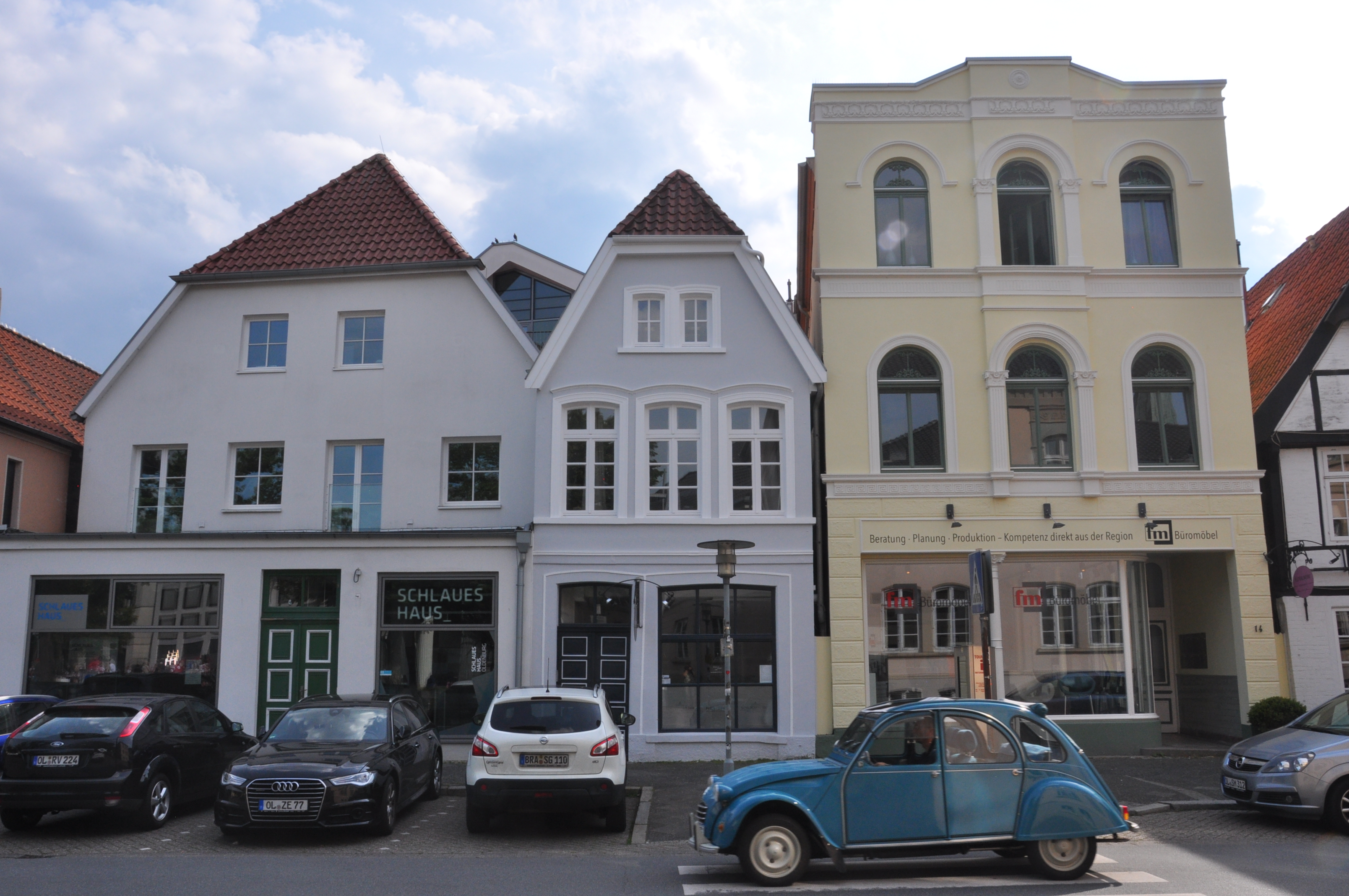 Städtetrip Oldenburg Innenstadt